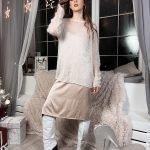 Белый — молочный свитер паутинка, ручная работа из мохера
