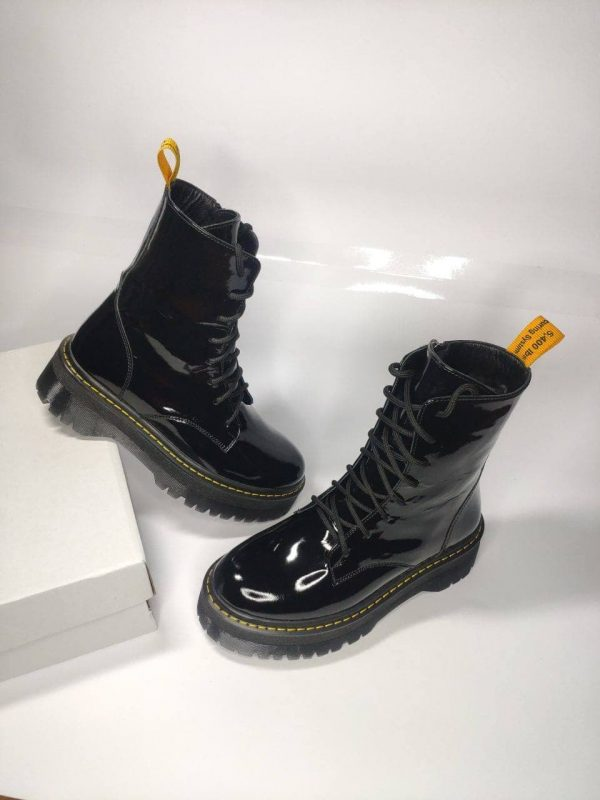 Средние ботинки др мартинс женские купить
